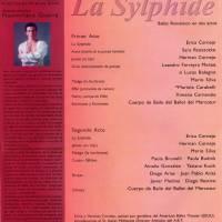 """ La Sylphide"""