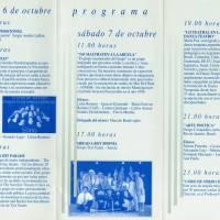 1º festival de teatro de sordos de la Argentina