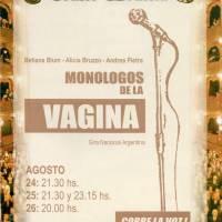 """""""Monólogos de la vagina"""""""
