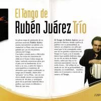 """""""El Tango de Rubén Juárez Trío"""""""