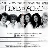 """""""Flores de acero"""""""