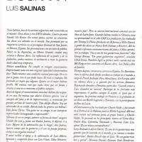 Luis Salinas Recital