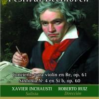 4º Concierto Sinfonico Festival Beethoven