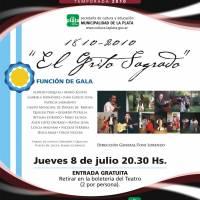 El Grito Sagrado - Gala 9 de Julio