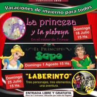 La princesa y la plebeya En el Reino de Trinus