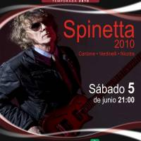 Luis Alberto Spinetta En concierto