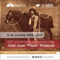 """Recordamos a José Juan """"Pepe"""" Podestá en el día de su natalicio"""