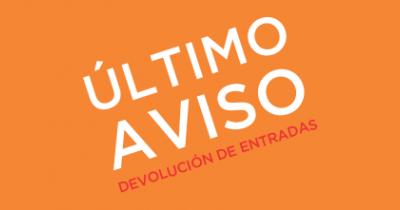 DEVOLUCIÓN DE ENTRADAS