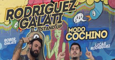 Rodríguez - Galati - Modo cochino