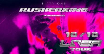 Rusherking Loba Tour