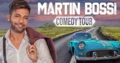 Martin Bossi - Comedy Tour