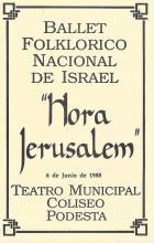 Hora Jerusalem