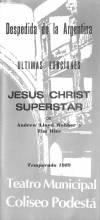 """Jesus Christ Superstar"""
