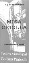 """Misa criolla"""