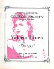 Recital de Valeria Lynch