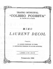 """Laurent Decol"""