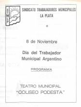 """""""Día del trabajador municipal"""""""