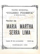 """Maria Marta Serra Lima"""
