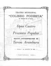 """""""Opus Cuatro - Procanto Popular"""""""