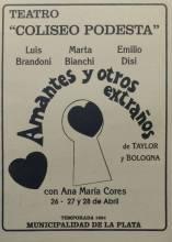 """""""Amantes y otros extraños"""""""