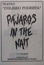 """Pajaros in the nait"""