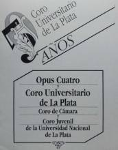 50º Años Coro Universitario de La Plata