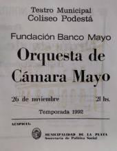 Orquesta de Cámara Mayo