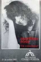 """""""Marilina Ross en concierto"""""""