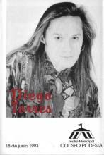 Recital de Diego Torres