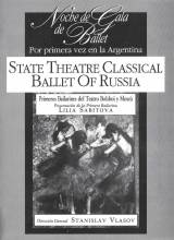 """Ballet State Theatre Classical of Russia"""
