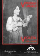 """Violeta Viene a nacer"""