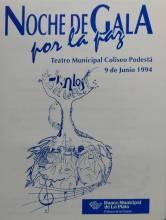 """""""Noche gala por la paz"""""""