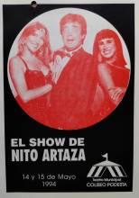 """""""El show de Nito Artaza"""""""