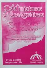 """Miniaturas coreograficas"""