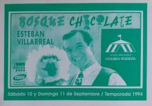 """Bosque Chocolate"""