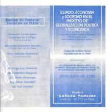 """1º Seminario Internacional"""