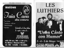"""""""Unen Canto con Humor"""""""