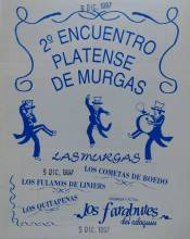 2º Encuentro Platense de Murgas