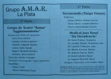 AMAR y Club Rotario La Plata Noroeste