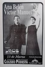 Ana Belen y Victor Manuel
