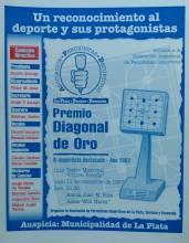 Premio  Diagonal de Oro
