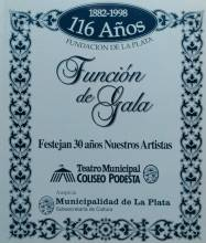 Función de Gala-19 de noviembre