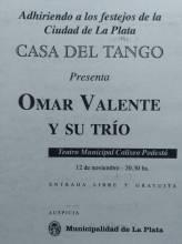 Omar Valente y su trío
