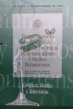 Entrega de Premios Consejo de Cs Económicas