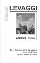 Exposición de  Oscar Levaggi