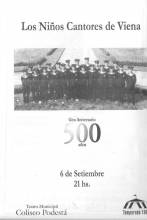 500 años- Gira Aniversario