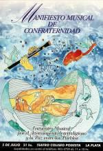 """""""Manifiesto musical de Confraternidad"""""""