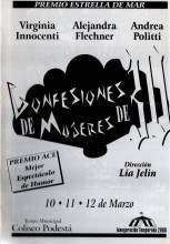 """""""Confesiones de mujeres de 30"""""""