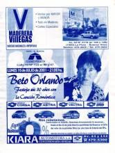 Beto Orlando - 30 años con la música