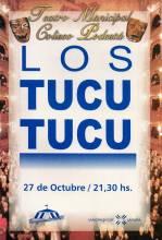 "Los tucu tucu presentan ""Vida"""
